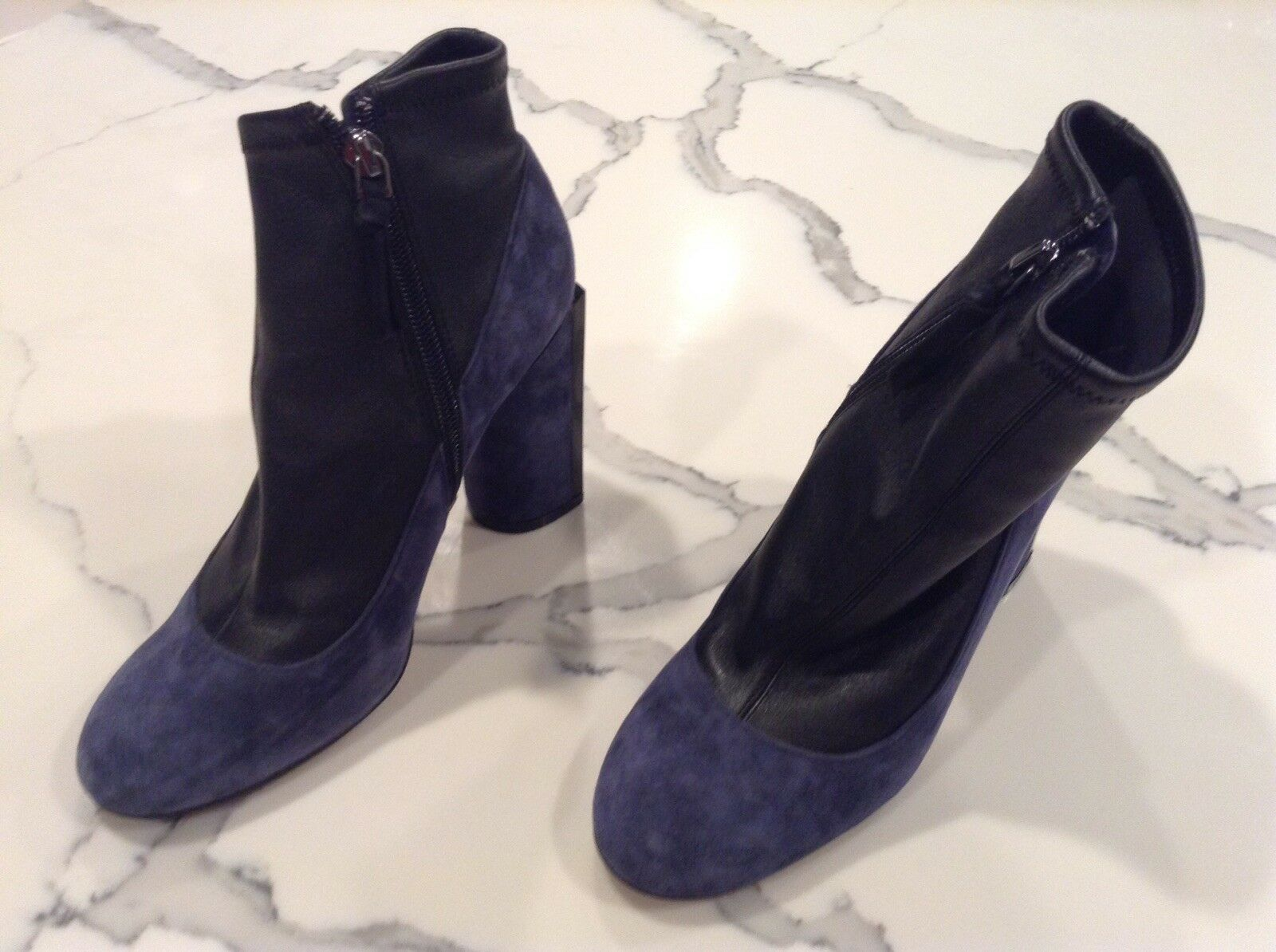 French connection Suede Stiefel Zize 7