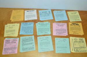 VINTAGE-GAG-LICENSE-LOT-NIGHT-OUT-CHEATING-FLIRTING-DRAG-RACING-BACK-SEAT-1962