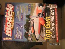 **a Modèle magazine n°621 Plan encarté Skybolt / Eolo R22 / Flip 3D