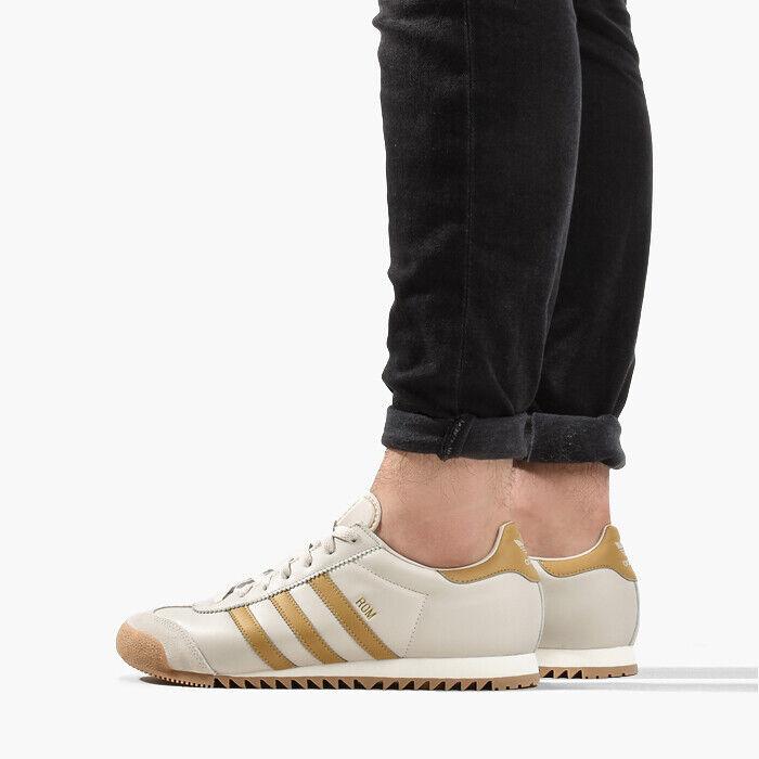 Para Hombres Zapatos Tenis Adidas Originals Rom [CG5989]