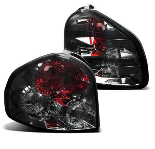 2001 2002 2003 BASE LX GLS SPORT BRAKE TAIL LIGHTS SMOKE SET LEFT+RIGHT NEW PAIR