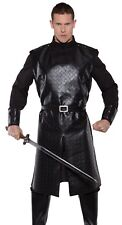 ad9f1ce6b8e item 6 Medieval King Costume Deluxe Jon Snow Nights Watch Game Thrones -  Plus 2XL XXL -Medieval King Costume Deluxe Jon Snow Nights Watch Game  Thrones ...