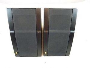 NEW-Teledyne-Acoustic-Research-FUN-PARTNER-Speakers-Bookshelf-AR-NOS-VINTAGE