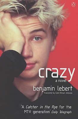Crazy, Lebert, Benjamin, Very Good Book