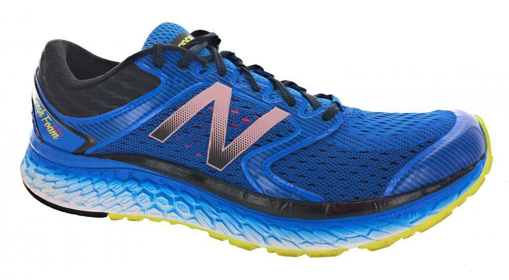 Men's New Balance Fresh Foam 1080v7 M1080BY7 Running scarpe Electric blu