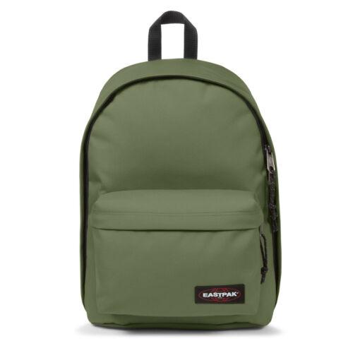 EASTPAK Out of Office Mens /& Womens Laptop Backpacks 27 Liter GREEN