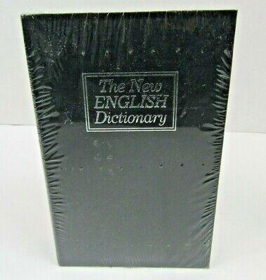 Small Size Dictionary US SELLER BOOK SAFE HIDDEN SAFE SECRET BOOK In Navy