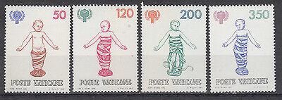 """755-8 Satz** Vatikan ^1979 """" """" Mi 3 0950"""
