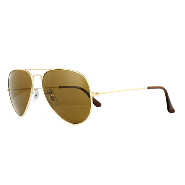 Sunglasses Ray-Ban Aviator Large Metal Rb3025 001 33 55 RAYBAN   eBay 52457b6975
