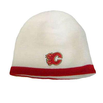 Weitere Ballsportarten GroßZüGig Beaniemütze Strickmütze Haube Kappe Zephyr Nhl Lnh Canada Hockey Calgary Flames Angenehm Zu Schmecken