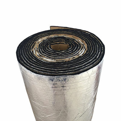 Begeistert Neoprene Fabric Self Adhesive Foam Insulation Sound Proofing Automotive