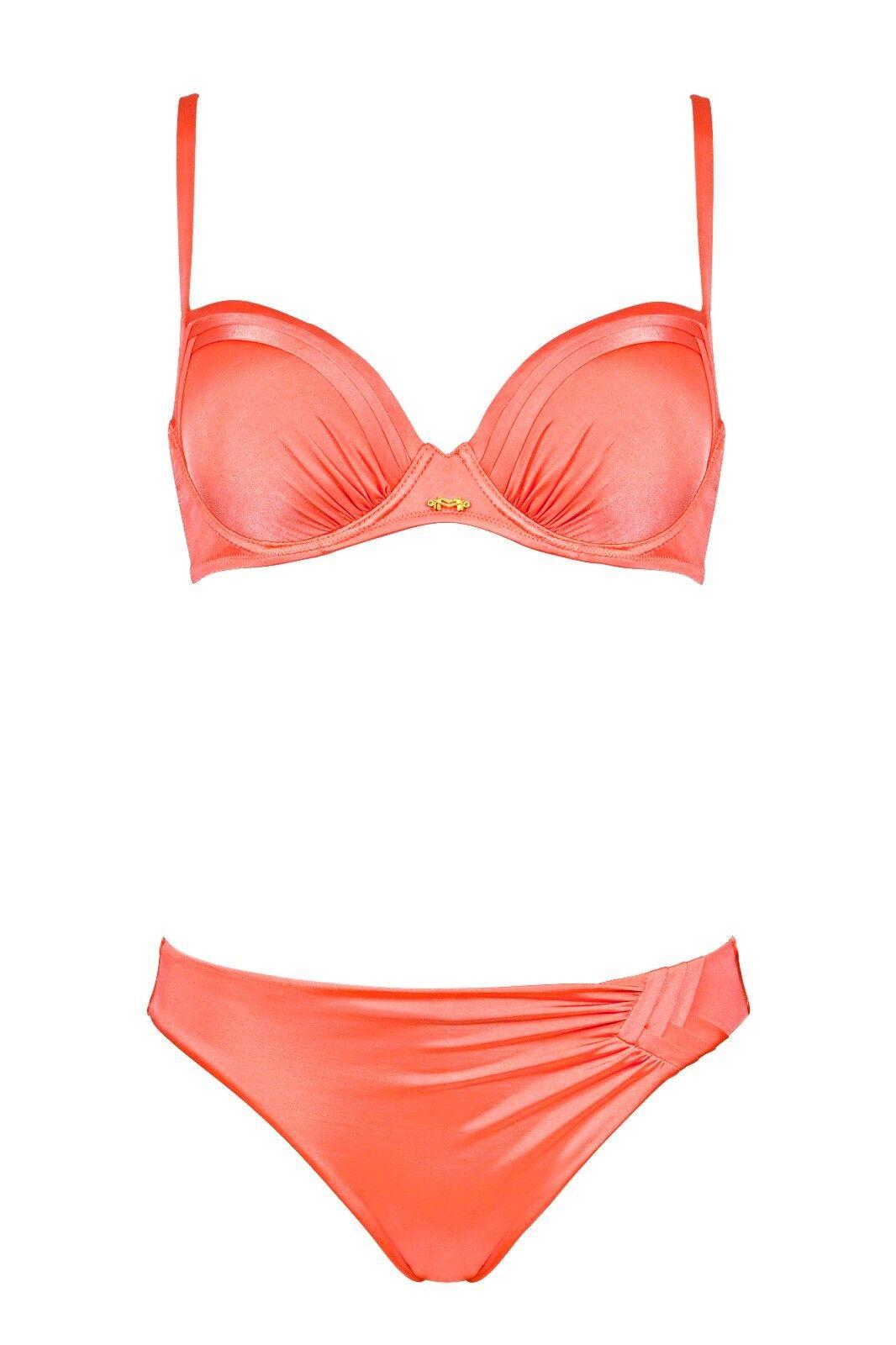 Maryan Mehlhorn Icon Bikini Set Size 10E 12C 12D 12E 14C 14D