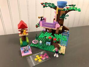 Lego Friends 3065 Olivias Tree House Ebay