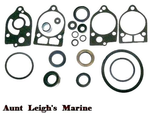 18-2654 Replaces 26-79831A1 35-70 HP Lower Unit Seal Kit Mercury Mariner