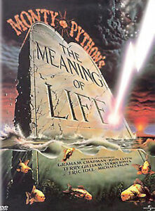 Monty-Python-039-s-The-Meaning-of-Life-2-DVD-Special-Edition-Bilingual