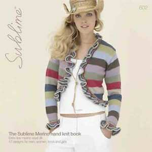 The-Sublime-Hand-Knit-Book-602-17-designs-for-men-women-boys-amp-girls