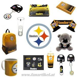 Pittsburgh-Steelers-Fanshop-NFL-Football-Fanartikel-Schal-Fahne-Wimpel-Pin