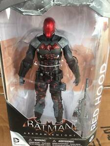 DC Collectibles Batman Arkham Knight RED HOOD 6in. Action Figure LIVE=FREE SH=