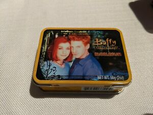 2002-Dart-Buffy-The-Vampire-Slayer-Mini-Lunch-Box-Bubble-Gum-Empty
