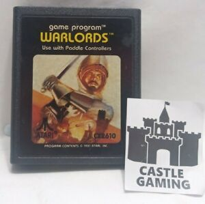 Warlords Atari 2600 RETRO GAMES CARTRIDGE ONLY FAST FREE TRACKED SAFE SHIPPING