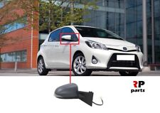 Toyota Yaris Hatchback 11//2005-2011 Electric Wing Mirror Primed Drivers Side O//S