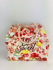 YNot? Party Small shopper in Rose