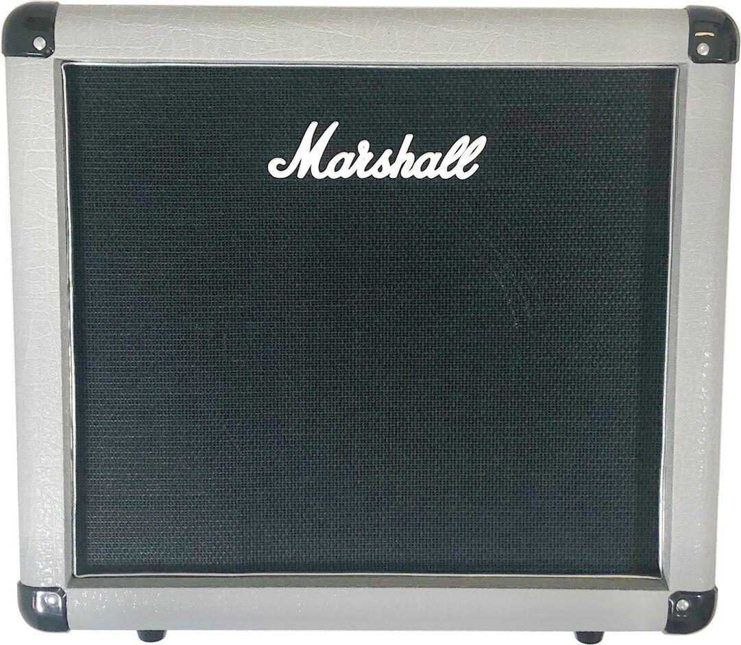 Marshall 1912 Design Store Silber Jubilee 1x12 Speaker Cab