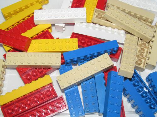 Lego ® Construction Lot x2 Briques 2x8 Bricks Choose Color ref 3007