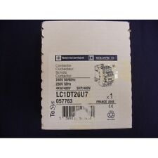 Contactor LC1DT20U7 Telemecanique 057763 LC1-DT20U7
