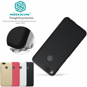 online store 5848d 0dadb Details about Nillkin Matte Frosted Shield Slim Back Case Cover For Xiaomi  Mi A1 A2 Lite