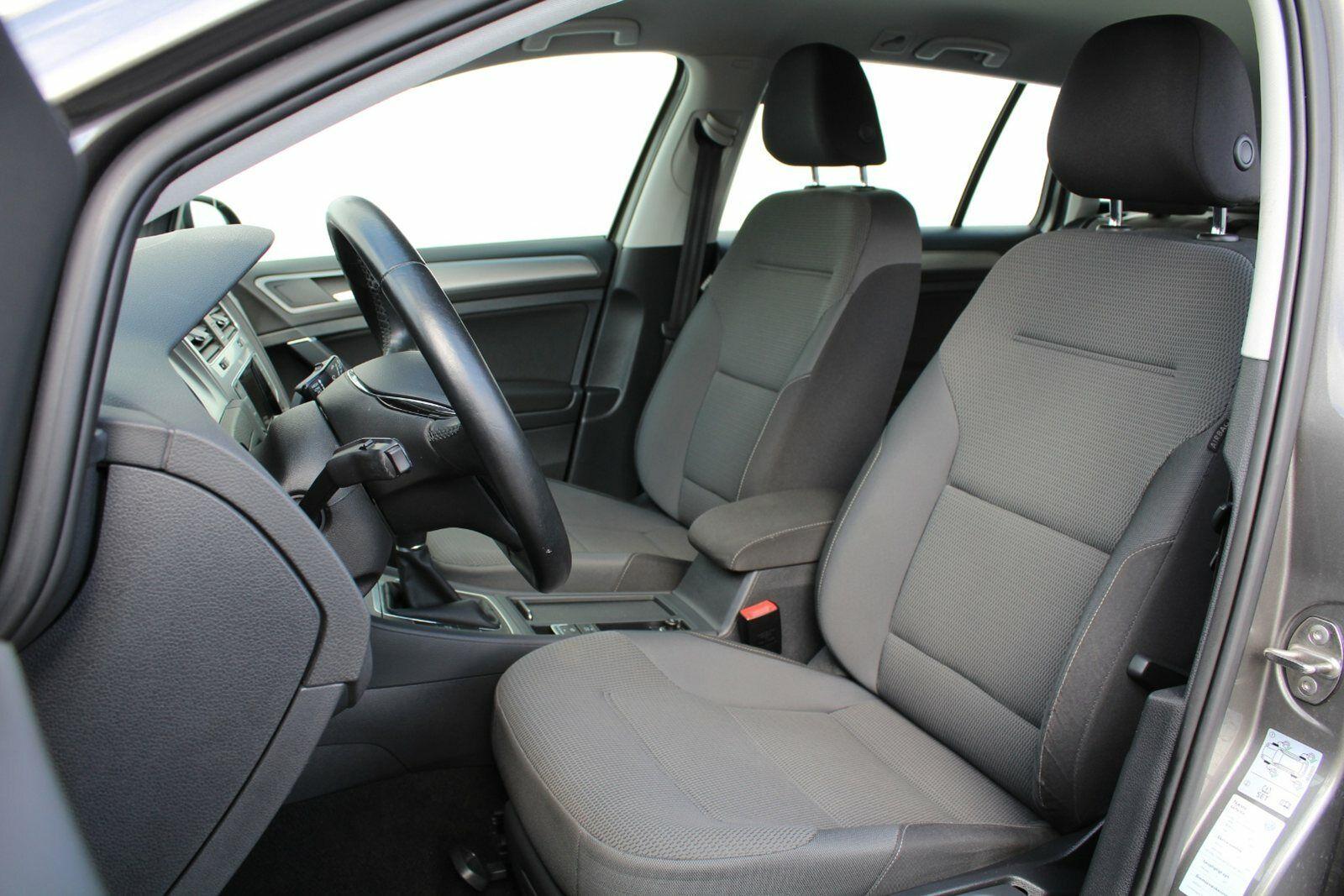 VW Golf VII 1,4 TSi 122 Comfortl. Vari. BMT - billede 4