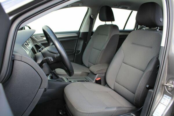 VW Golf VII 1,4 TSi 122 Comfortl. Vari. BMT billede 4