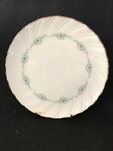 "Vintage Lenox Musette 7 3/4"" Salad Plates F507 - Set of 8"