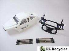Losi Mini Rock Crawler Pro Carbon Fiber Chassis Frame Grappler 1/18