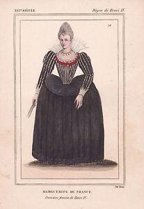 Marguerite de France Marguerite de Valois Reine de Navarre Margot Henri IV