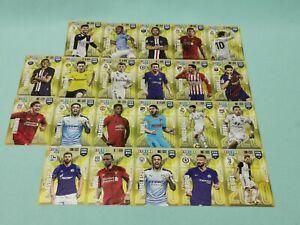 PANINI ADRENALYN XL FIFA 365 2020 5 BOOSTER TRADING CARD NEUF