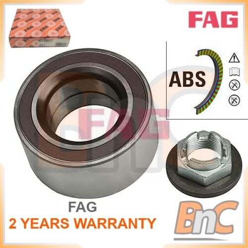 FAG FRONT WHEEL BEARING KIT FORD JAGUAR OEM 713678410 1133023