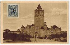Palace in Poznan, Poland, 1930s