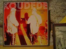 "KOUDEDE Guitars From Agadez Vol. 6 7""/Niger/Taureg Guitar/Group Inerane/NEW!"