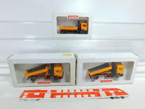 Bx323-0-5-3x-Wiking-1-87-h0-675-01-camiones-con-ladekran-Man-Neuw-embalaje-original
