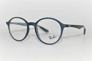 f99e06688c NEW AUTHENTIC RAY-BAN RB 8904 5262 DARK BLUE FRAMES EYEGLASSES 50MM ...