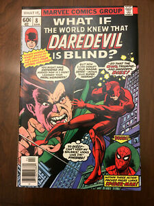 WHAT-IF-8-Daredevil-1978-HIGH-GRADE-BRONZE-AGE