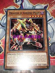 FLOD-FR012 Background ♦Yu-Gi-Oh!♦ Dragon d/'Arrière-Plan VF//Commune