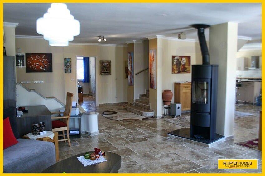 Alanya Oba - Flot villa med god beliggenhed og...