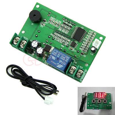 DC12V Digital Temperature Controller Control Switch Thermostat Temp Sensor Relay