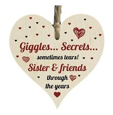 """/""""IT ALL SH*TS /& GIGGLES UNTIL SOMEONE!!/"""" WOOD POSTER PLAQUE//VINTAGE SHABBY SIGN"""