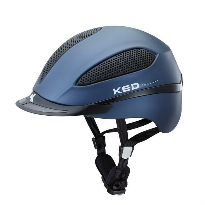 KED Reithelm Paso Reitkappe Helm Helm Helm Reiter Sicherheitskleidung Schutzhelm Kappe 36d32f