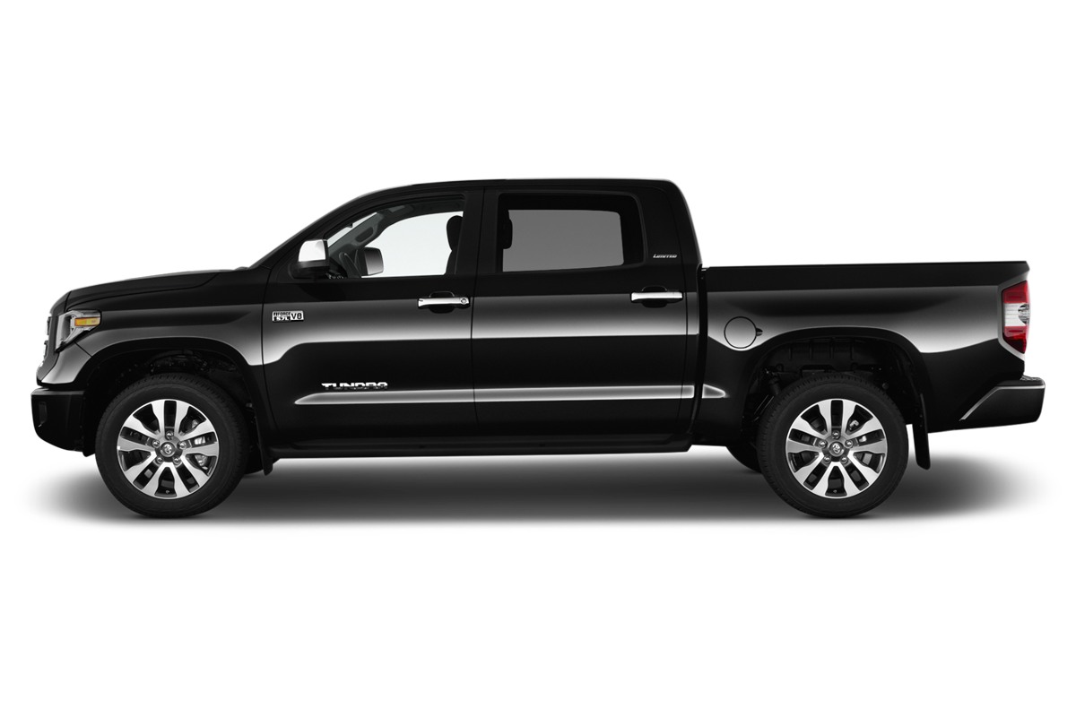 Toyota Tundra side view