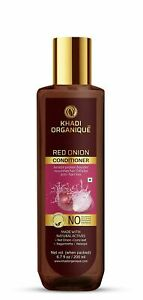Khadi Organique Red Onion Hair Conditioner With Keratin Protein Booster 200gm