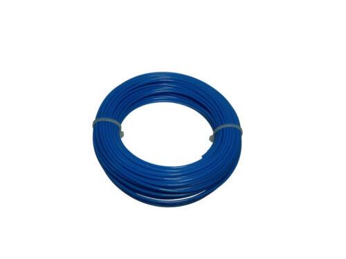4 Motorsense Nylon Trimmer Schnur 1.65mm mm X 15 M Benzin /& Elektrisch